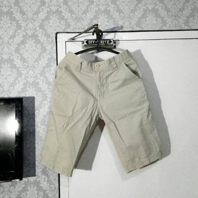 CARDINAL Khaki Short Pants