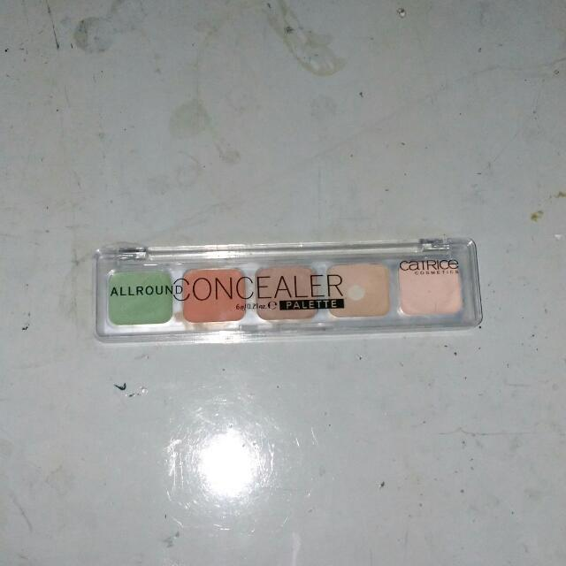 Catrice All Round Concealer Palette