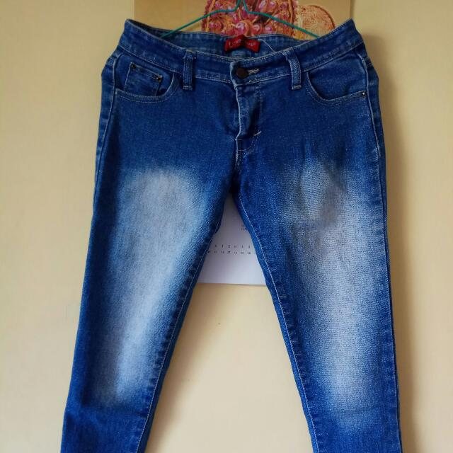 Celana Jeans Brand Local