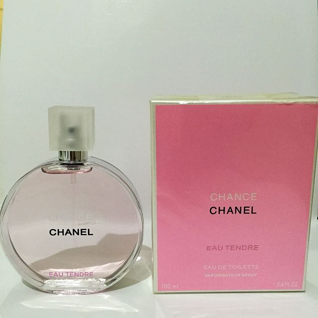 d38d8dfe030 Chanel Chance Pink Authentic US Tester Perfume