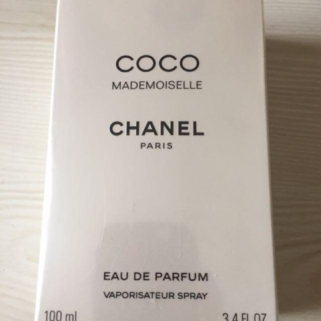 CHANEL Coco Mademoiselle  100 ml Eau De Parfum