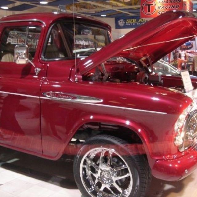 Chevrolet Pick Up Truck