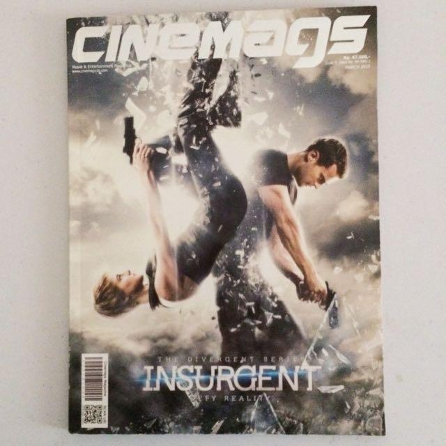 Cinemags Edisi Insurgent