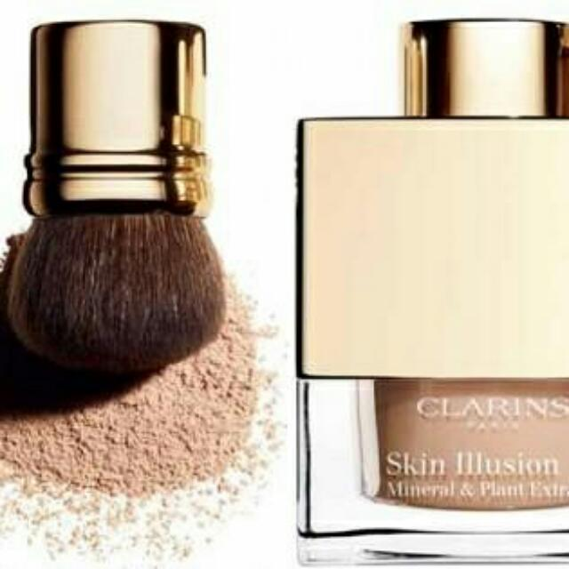 Clarins Skin Illusion Mineral Loose Powder 108 SAND
