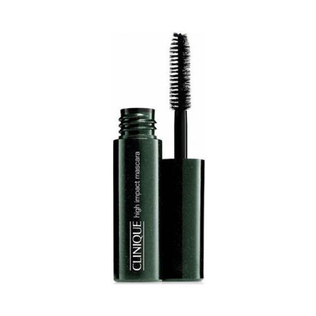 7d4d2e40922 Clinique High Impact Mascara In 01 Black Mini, Health & Beauty ...