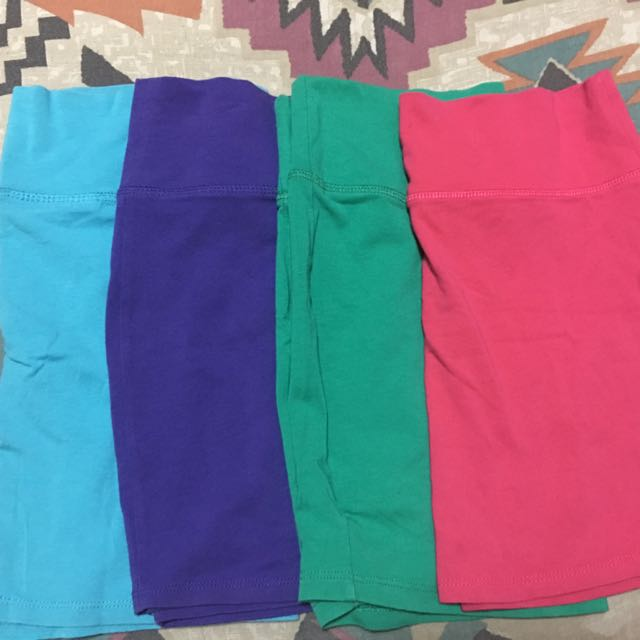 Imported Colorful Mini Skirts!!