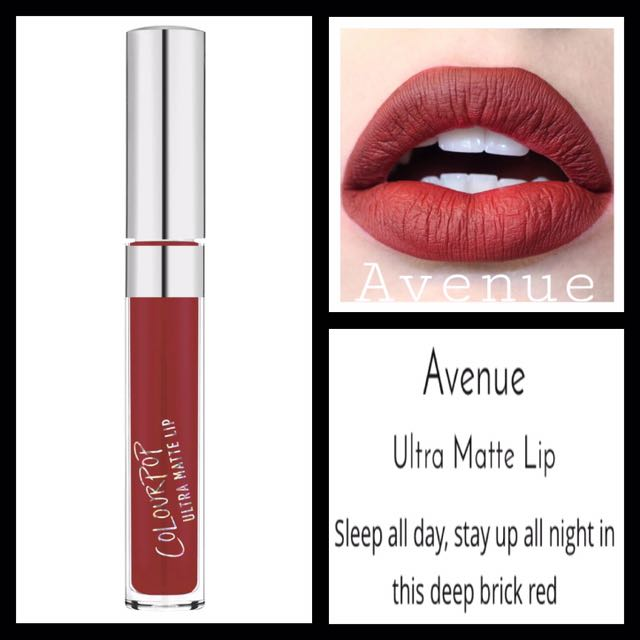 Colourpop Avenue Ultra Matte