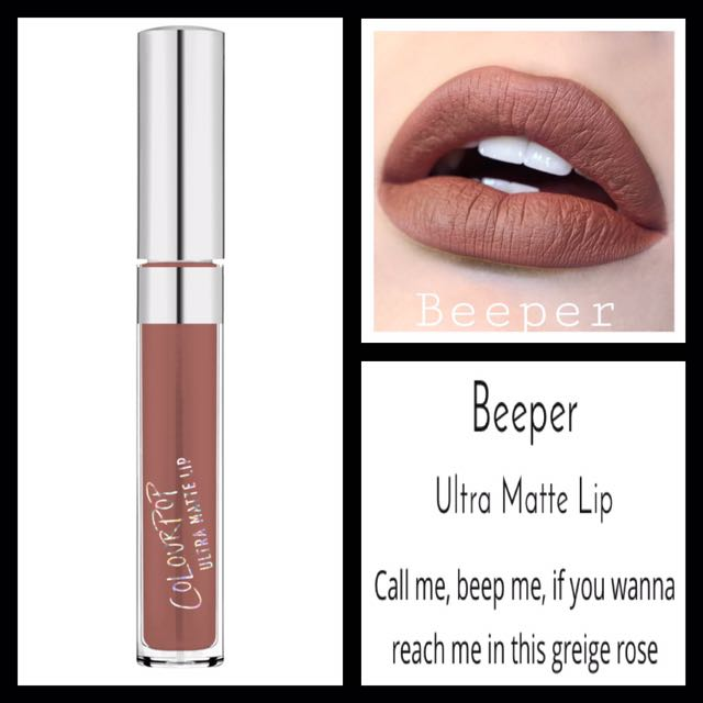 Colourpop Beeper Ultra Matte