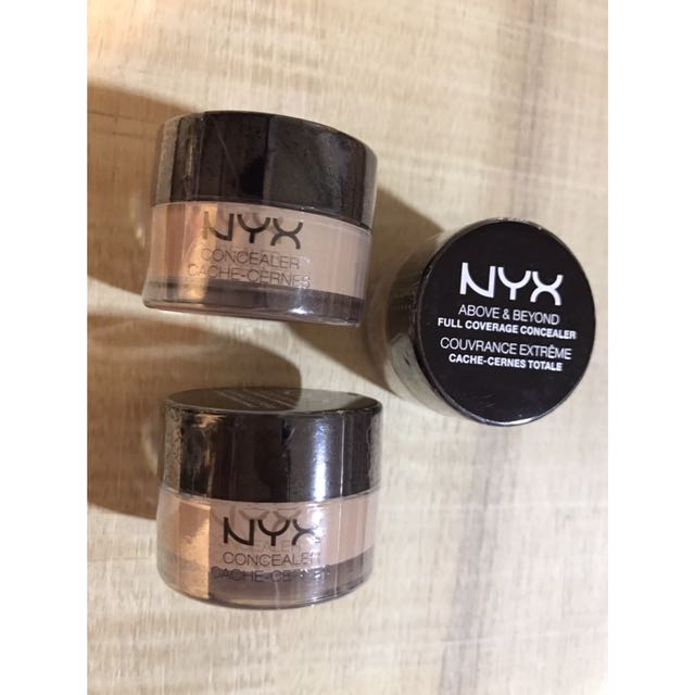 Concealer NYX - Above And Beyond Full Coverage
