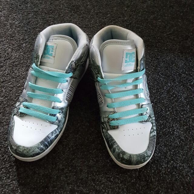 DC Manteca Mid Shoes