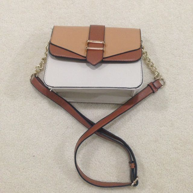 Everyday Brown Cross-shoulder Bag