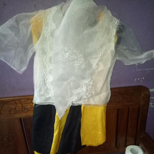 filipina costume