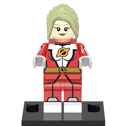 Free mail - Saturn Girl Imra Ardeen Lego DC Superheroes, Toys ...