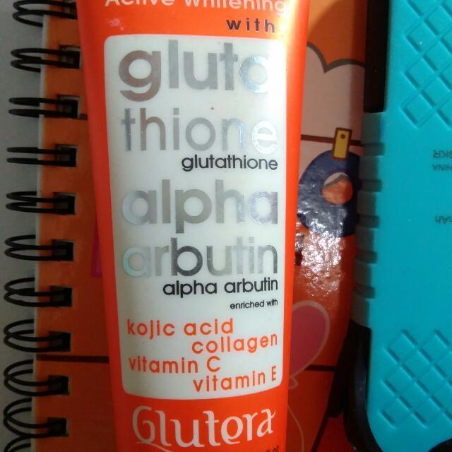 Glutera Hand And Body