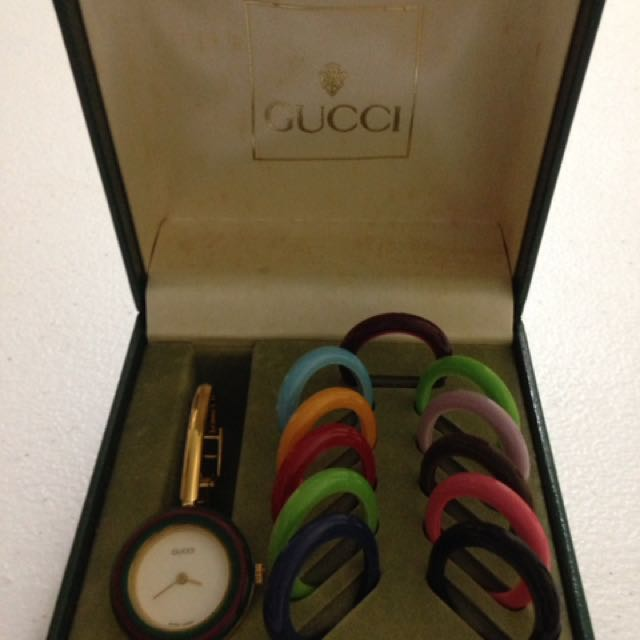 Gucci Authentic Watch