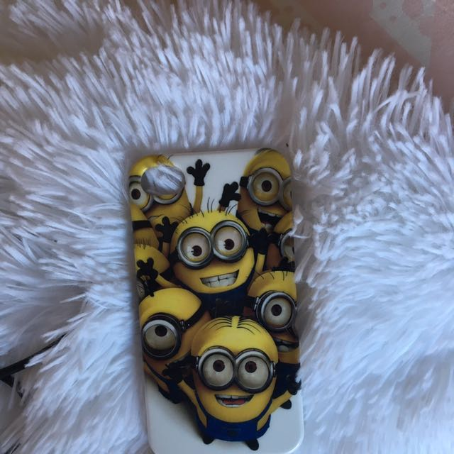 iPhone 4 Case Minions