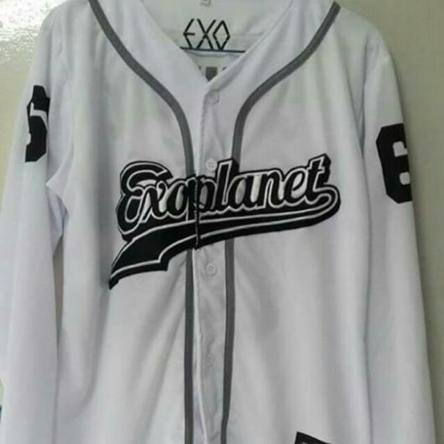 jersey Exo Planet