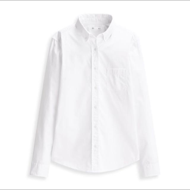 Lativ白襯衫