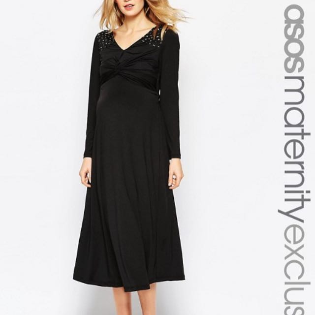 Little Mistress Maternity Dress