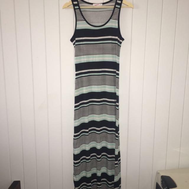 Long Slim Dress
