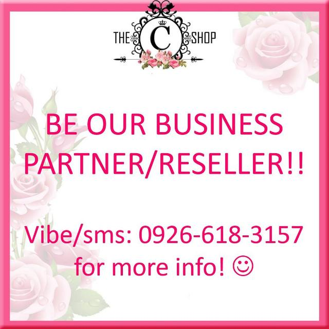 Looking for RESELLERS/BUSINESS PARTNERS ❤