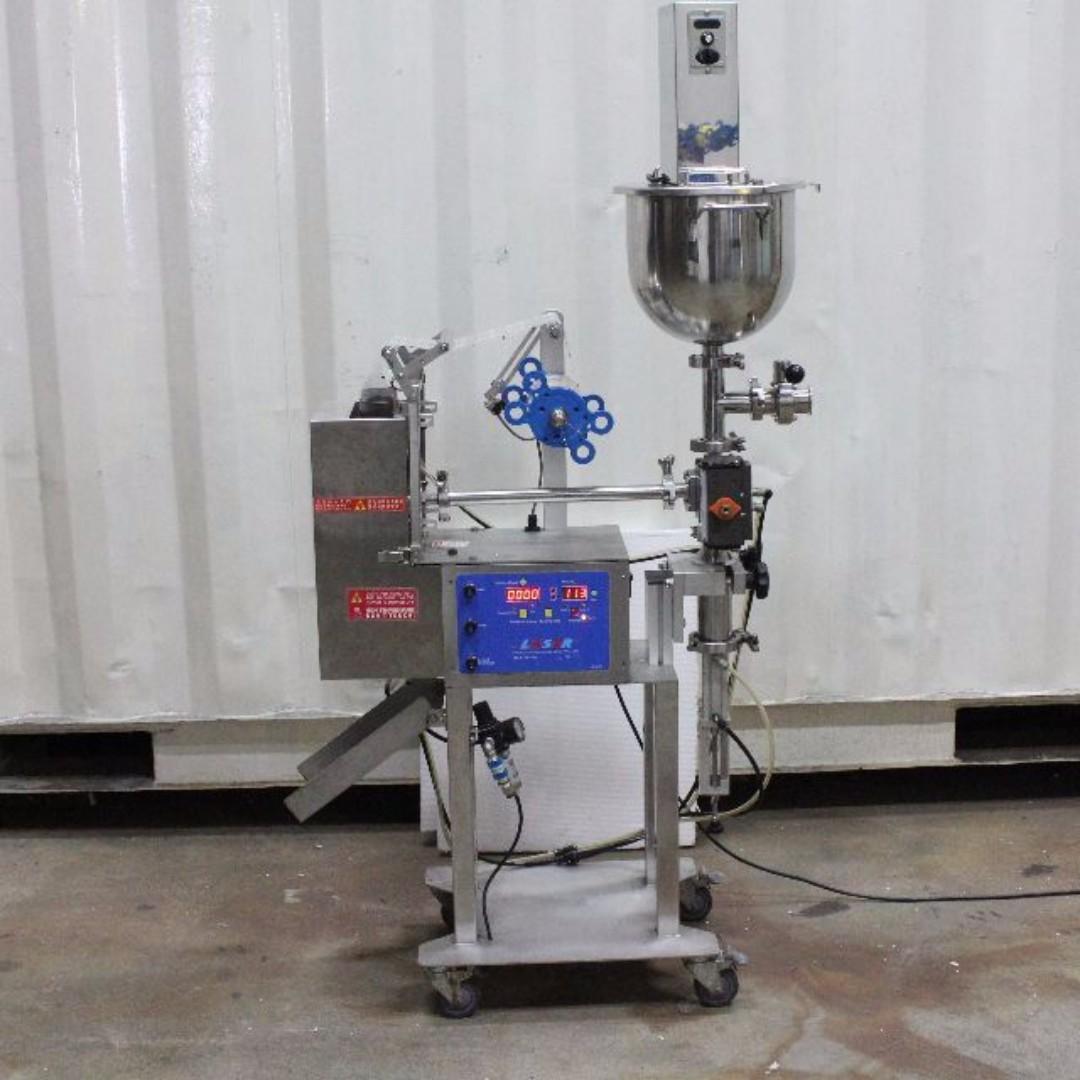 LSBTC-2A3 Vertical Form Fill Seal, Liquid Sachet Packaging Machine