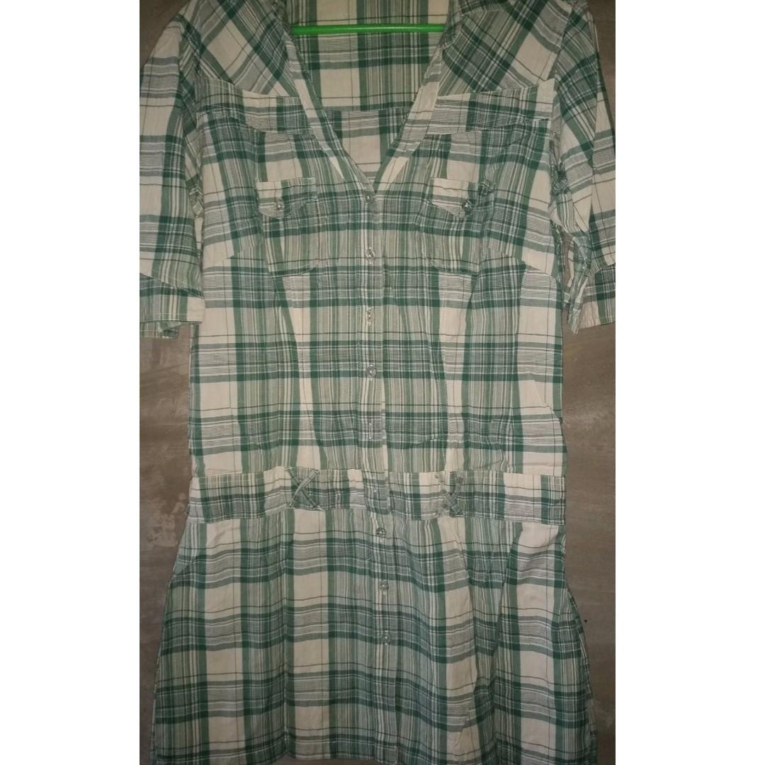 Lumberjack Dress