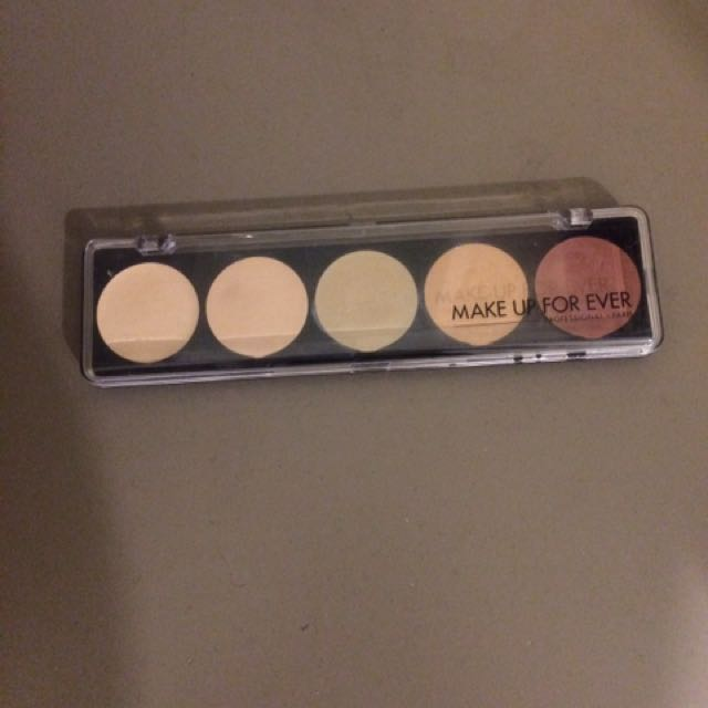 Makeup For Ever Concealer Pallete