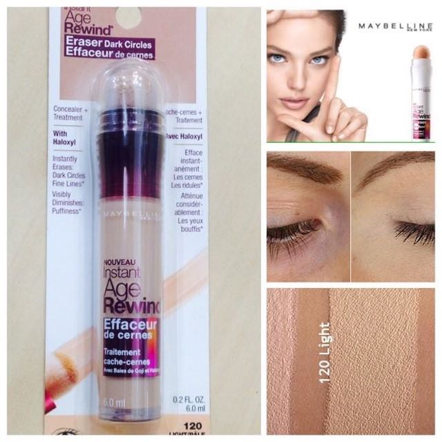 Maybelline Instant Age Rewind Eyebag Eraser Light/Pale
