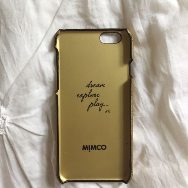 Mimco Case For iPhone 6