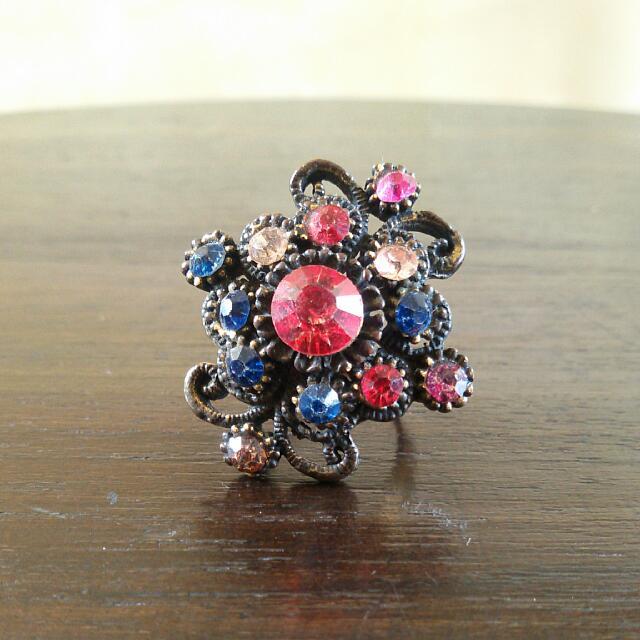 Multicolored Ring ➖ Cincin Warna Warni