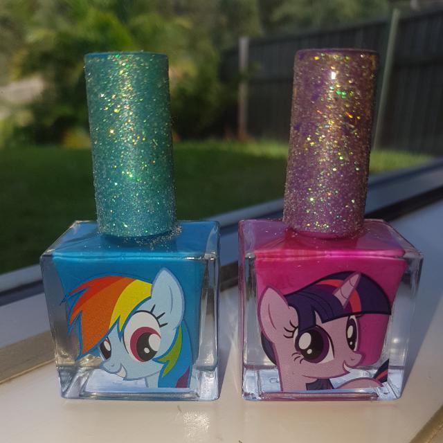 My Little Pony Nail Polish