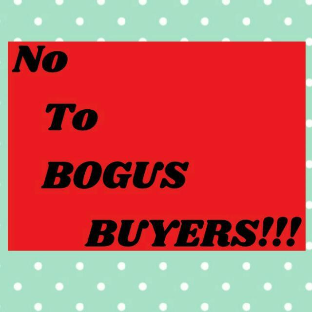 No To Bogus Buyer
