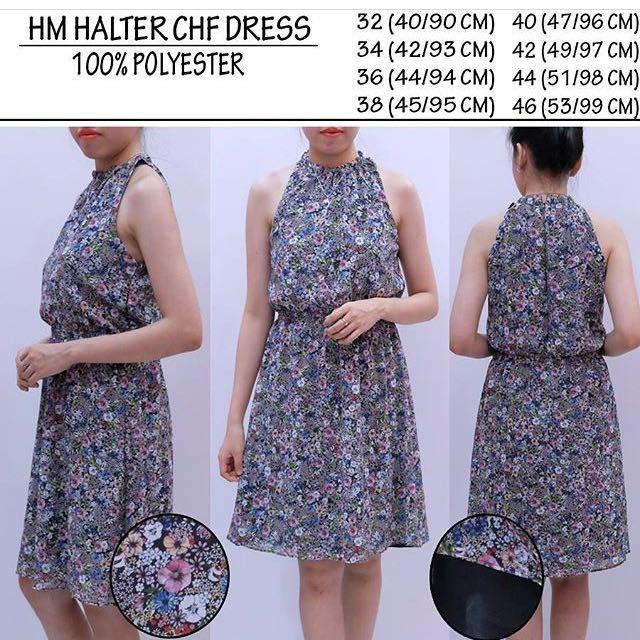 ORI H&M Chiffon Dress