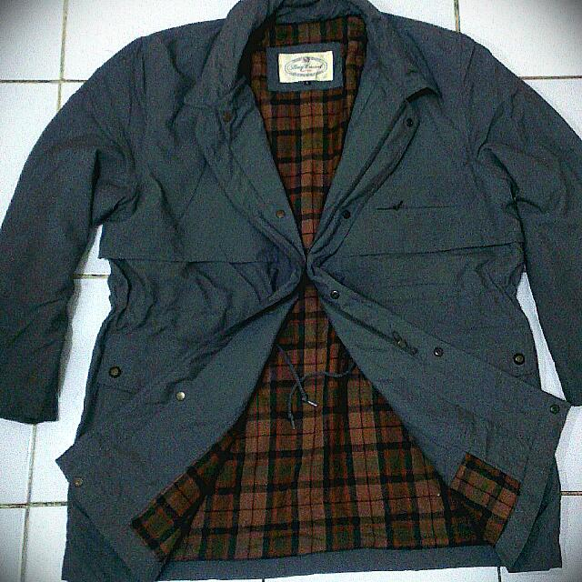 Parka Casual Yang Collection Down Flanel