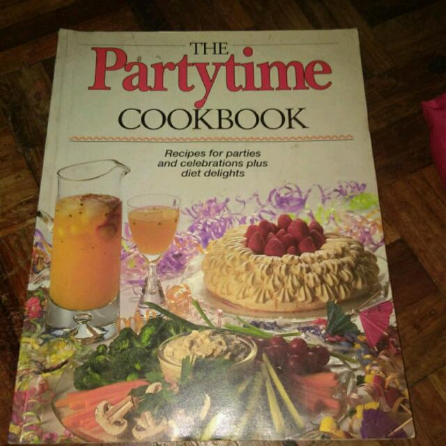 Party Time Cook Book