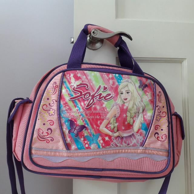 Pink Sofie Bag