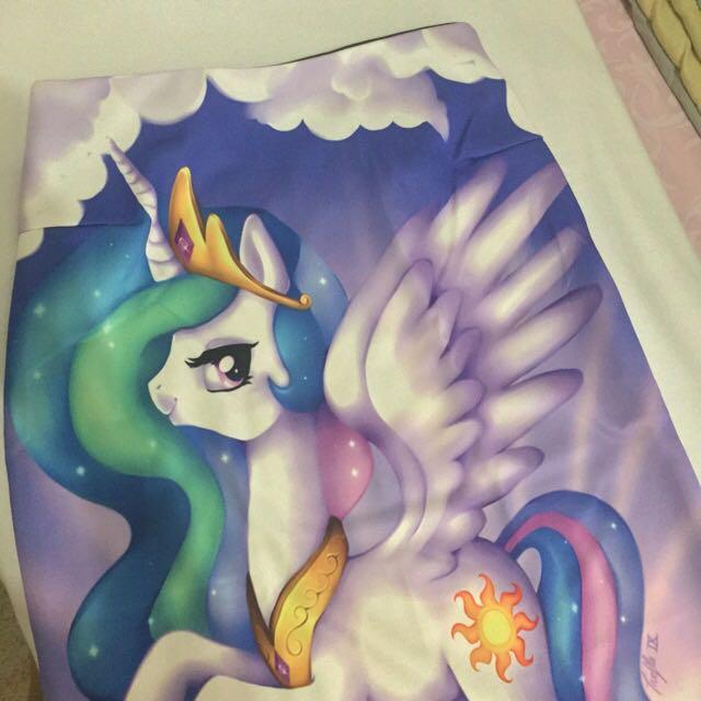 Ponny skirt