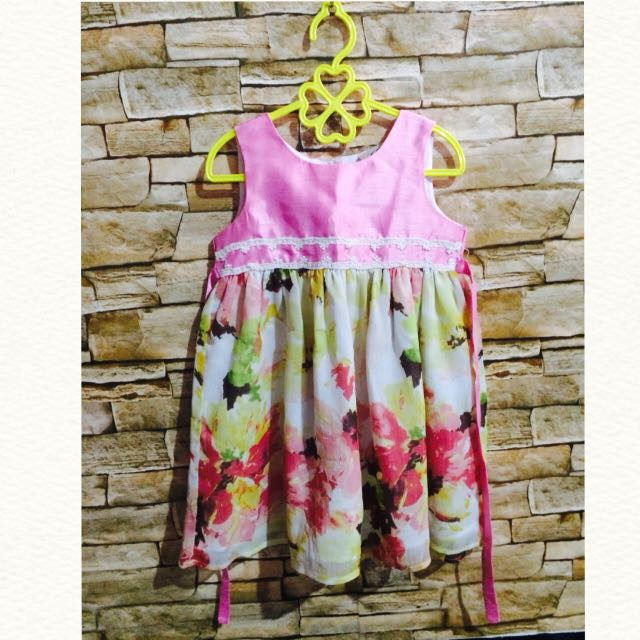 Preloved Baby Girl's Dress