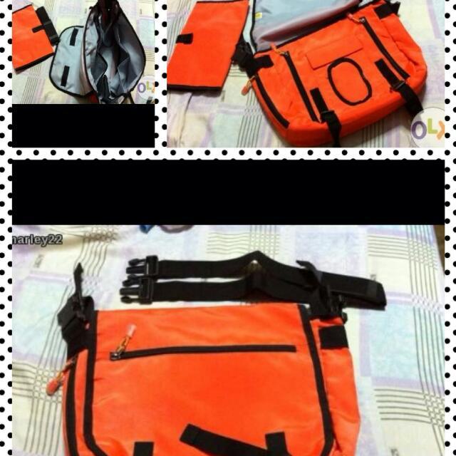 PRELOVED!!! Diaper Bag