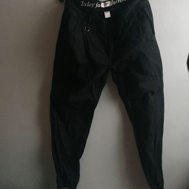 Publish Jogger Pants (black)