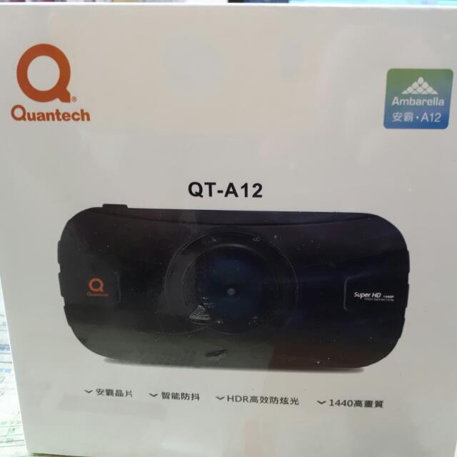 QT-A12 高階行車紀錄器(未拆封)