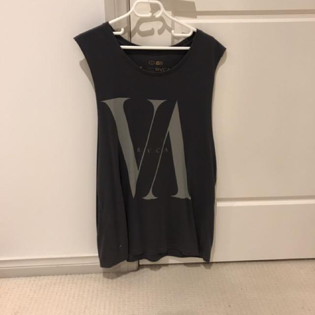 RVCA Sleeveless T-Shirt