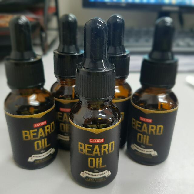 Slicktight's Beard Oil