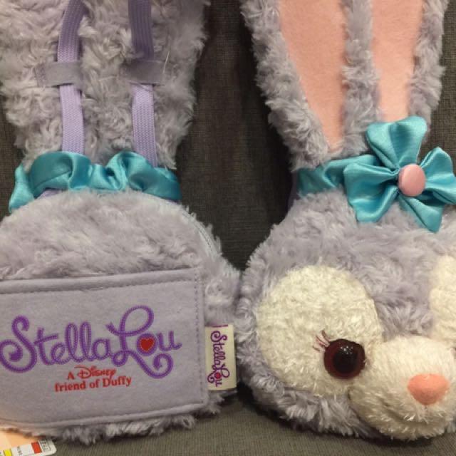 Stella Disney 玩偶包