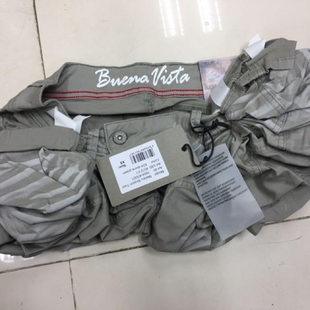 """出口德國""""Buena Vista"""",ladies' Jeans 女裝高彈stone Green 斜特別洗水褲"""