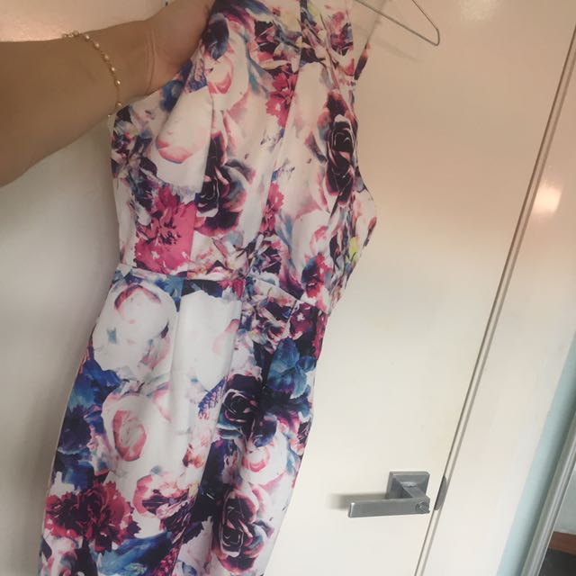 Summer Dress. Fits snug on Body