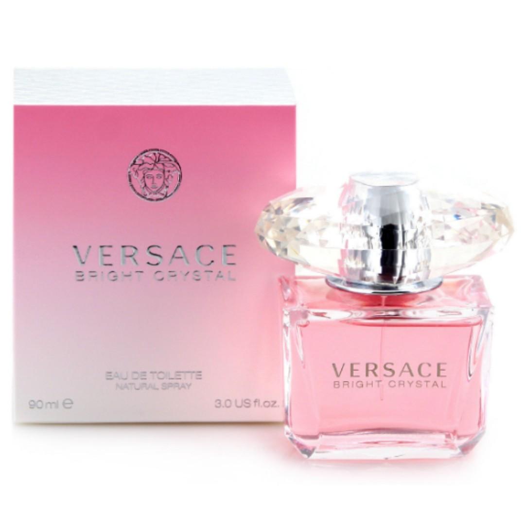 SUMMER SALE!! Versace Bright Crystal 90ml