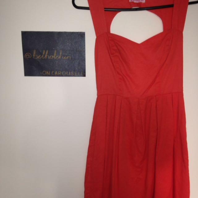 Supré Cutout Dress