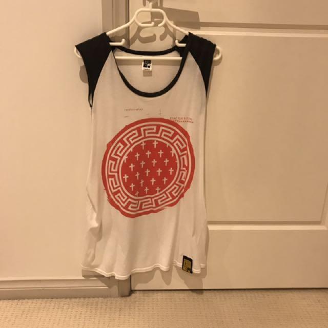 Sushi Radio Sleeveless T-Shirt